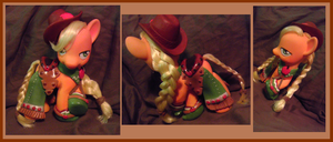 Gala Applejack Custom by Busoni