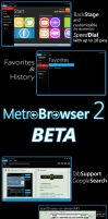 Metro Browser 2.0 Open Beta by ivan92ivanov