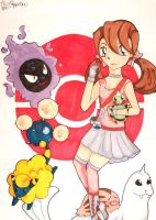 Pokemon Trainer by MsCappuccino