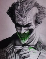 The Joker by Benecry1342