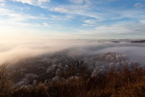 Uncovering Stirling by daguerreoty-pe