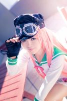 Simca Cosplay from Air Gear by DatAsianChick