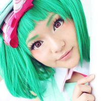 Ranka Lee: Peek A Boo by neko-panigiri