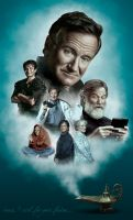 Robin Williams Tribute by Baku-Project
