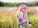Ellie Goulding 5 by chicken-blast