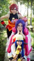 Saber Marionette J to X Cosplay - Sable Marionette by SailorMappy