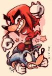 Knucklehead by Olive-Owl