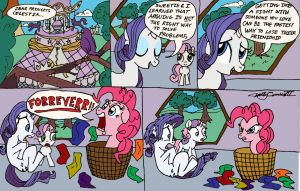 MLP - Sisterhooves Social Alternate Ending by WillisNinety-Six