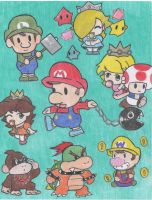 Super Baby Bros. by Ronald0912