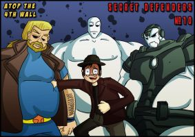 AT4W - Secret Defenders 10 by MTC-Studio