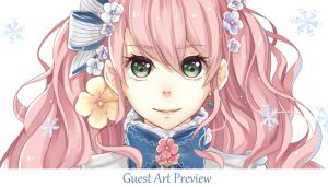 ~Guest Art Preview~ by Miss-Ariellia