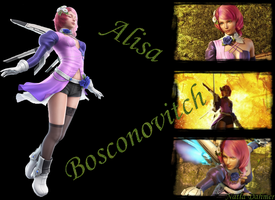 Alisa - Wallpaper 4 by NatlaDahmer