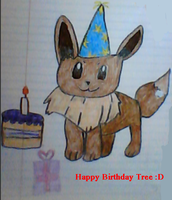 Treecko101piplup birthday gift by SusanLucarioFan16