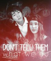 Don't tell them poster resource pack by ExoticMee