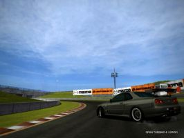 GT4- Nissan Skyline Drift by Shroomkin
