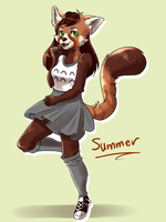 Summer by AngieMyst
