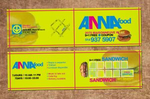 coupon for anna food by sounddecor