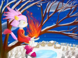 .:Being warm in the coldness:. by lifegiving