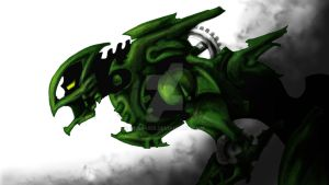 bionicle concept by 333444555
