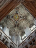 Canterbury Cathedral VI by YunaHeileen