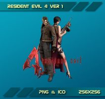 Resident Evil 4 Dock Icon V1 by Dohc-WP