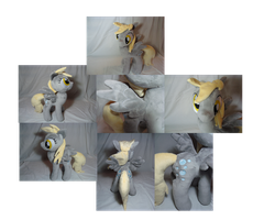 Jointed Derpy Collage by PlanetPlush