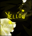 Yellow - Comic Cover by Queiz