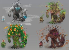 Changing Seasons Maokai by NE-R0