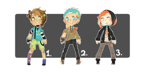 [Open-1/3] Set-Price Collab by kawaiithug