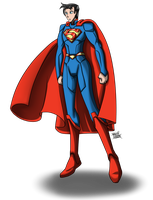 Superman by gear25