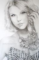 Taylor Swift Blender Mag by artisticlyanne