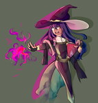 Mage Lucina by Enzerufishu