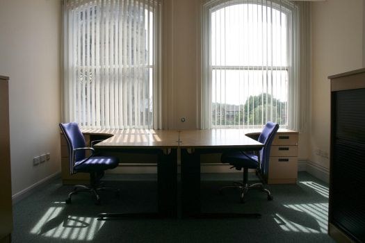 Sunny Office 02 by fytastock