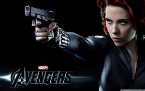 The Avengers: Black Widow by BlaqkElectric