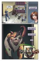 Sin of Omniscience #2 Page 2 by DStPierre