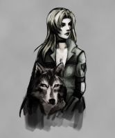 Sniper Wolf Speedy by Misty-Mirage