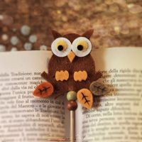 Autumn Owl2 by FrancescaDelfino