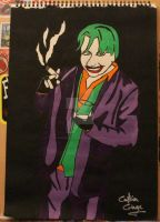 Joker Mike by TheUnusualTriangle