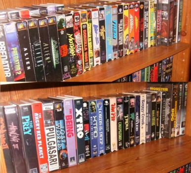 The Collection: Shelf Four by The-Great-MM
