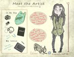 Meet The Artist by shmekldorf