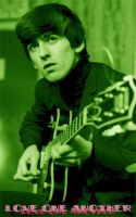 George Harrison 4 by Beatles4Ever
