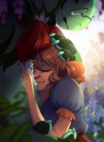 The Pity of Love by painted-bees