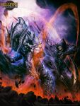 Void vs Death 3 HellFire by Chaos-Draco