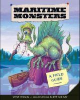 Maritme Monsters book cover by Kravenous