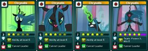 My Little Rivals: Urban is Magic. Chrysalis by LhasaApso