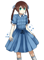 Wonderful World of Oz - Dorothy Gale by Laharl234