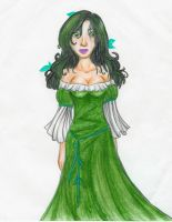 Princess Ivy of Xanth by Sea-C-Hel
