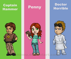 Doctor Horrible Again :D by Shinou