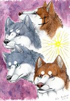 Ginga Legends by Dreikaz