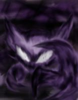 Haunter by Nick-is-Safferion